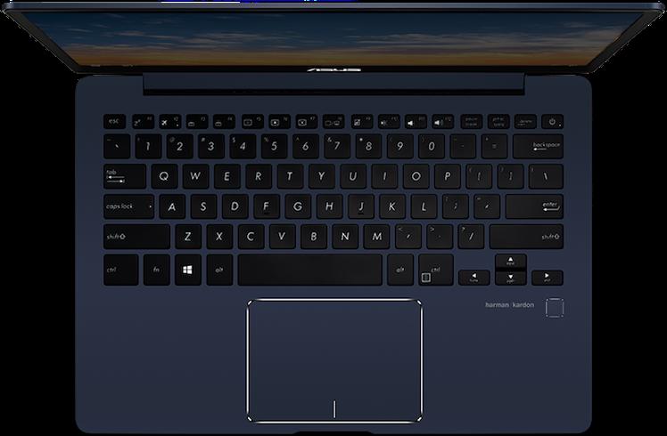 UX331UN キーボード