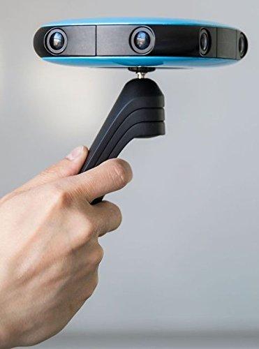 Vuze VR Camera サイズ感